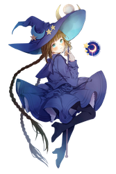 [Render] Wadanohara and the Great Blue Sea #2 by Pandas-Everywhere