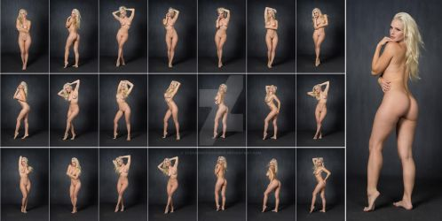 Stock: Liz Ashley Nude Standing - 21 Images by stockphotosource