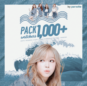 MEGA PACK #1000 WATCHERS by parxsite
