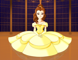 Belle Gifted (Updated) by Drawtaru