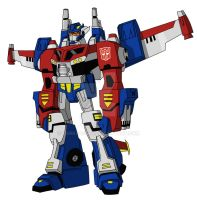 Powermaster Optimus Prime by darksage78