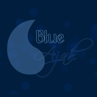 Ajah iPhone/Android Wallpaper: Blue Ajah by xxtayce