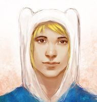 Finn by GuppeeBlue