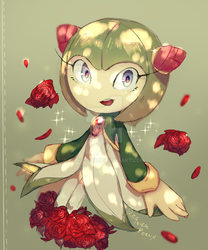 Full Bloom +Speed Paint by Requiempeaux
