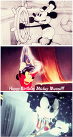 Happy Birthday Mickey Mouse by Before-I-Sleep