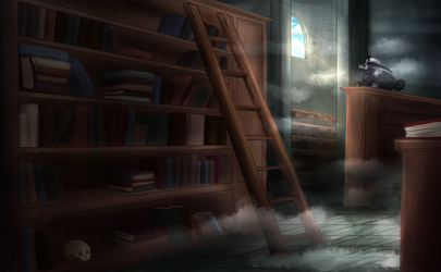 Search Among the Shelves by SlayersStronghold