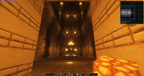 Temple of time updated with shaders part 2 by MasaruIsamu