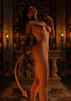 Succubus - 67 by johngate2014