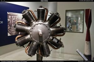 Airplanes engine 1 by Wess4u