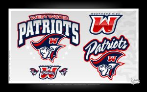 Westwood Patriots Hs by jpnunezdesigns