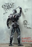 Avengers:Age of Ulttie by punmagneto