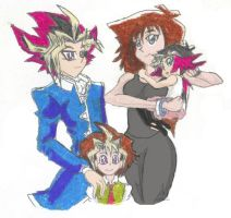 Moto-Gardner Family by JayLee2014