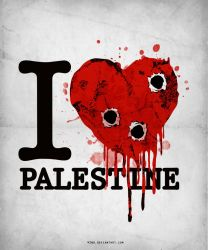 Save Palestine by 42nd