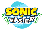 Sonic And Easter Logo 2018 by NuryRush