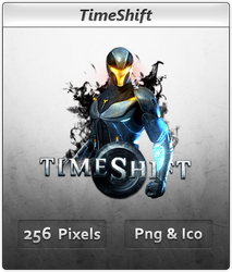 TimeShift - Icon by Crussong