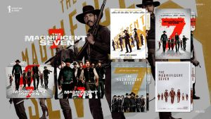 The Magnificent Seven (2016) Folder Icon by sebasmgsse