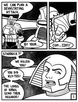 Lords of Kobol - Page 1 by LarryKingUndead