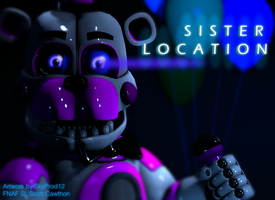 [SFM FNAF] FNAF SL Icon by SkyProductions12