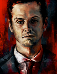 Moriarty by alicexz