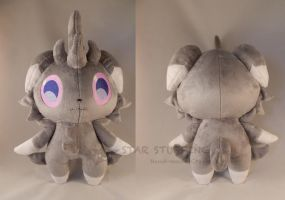Espurr Pokemon Plush