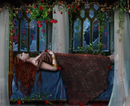 Sleeping Beauty by LenaNik