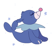 Popplio!! by FlowerSpices