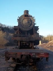 401 riding high by PRR8157