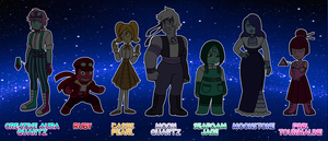Gemsona Adoptables || AUCTION [CLOSED] by Bronze-Haifisch