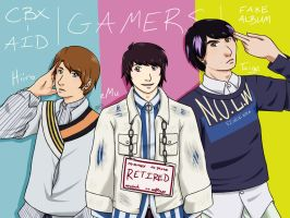 CBX-Aid | GAMERS by yami0204