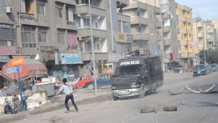 Army and police firing live bullets and cartridges by Lensofphotographer