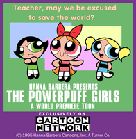 Classic Powerpuff Girls Ad by AJthePPGfan