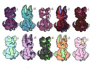 adopts open! (Mostly cheap) by lavan-deerie