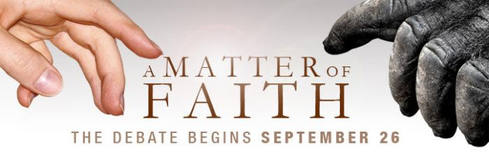 A Matter of Faith - Sept 26, 2014 by gabriellestory