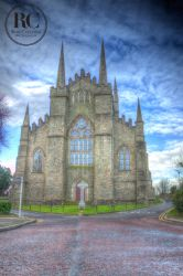 Downpatrick Cathedral by rosscaughers