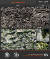 Stone Pattern 10.0 by Sed-rah-Stock