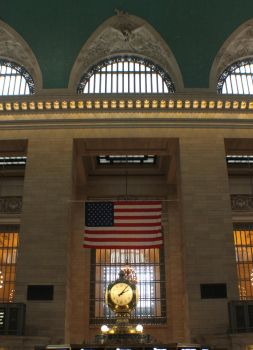 NYC Grand Central II by xJBIRDx