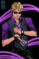 DCI Bodie in DC1 Style by RiceCooker