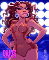 Beyonce  Divas Collection by nandomendonssa