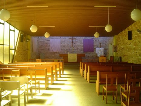 St Phillip Lutheran Church 2 by inextricablezeal