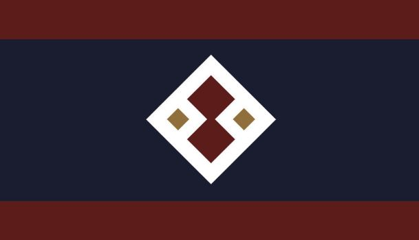 Flag of the Lanyen Empire by KingWillhamII