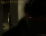 Raph and the Firefighter by Sherenelle