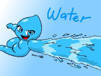 Water in Action by joaoppereiraus