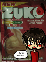 ZUKO: Apple Juice of Royalty by SinKatt