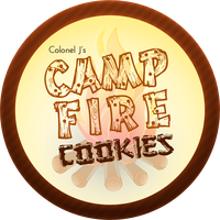 Campfire Cookies by Echilon