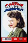 Agent Carter sketchcover by whu-wei