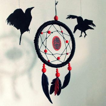Crow Zero Dreamcatcher by belphegor86