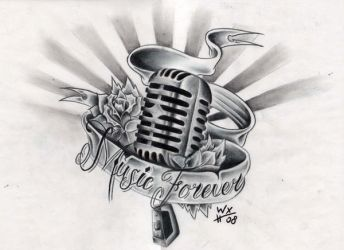 music forever image by WillemXSM