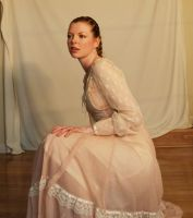 Lace Dress Stock 8 by chamberstock