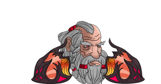 the dwarf nain by dems01