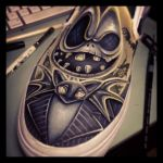 Nightmare Before Christmas Shoes by JordanMendenhall